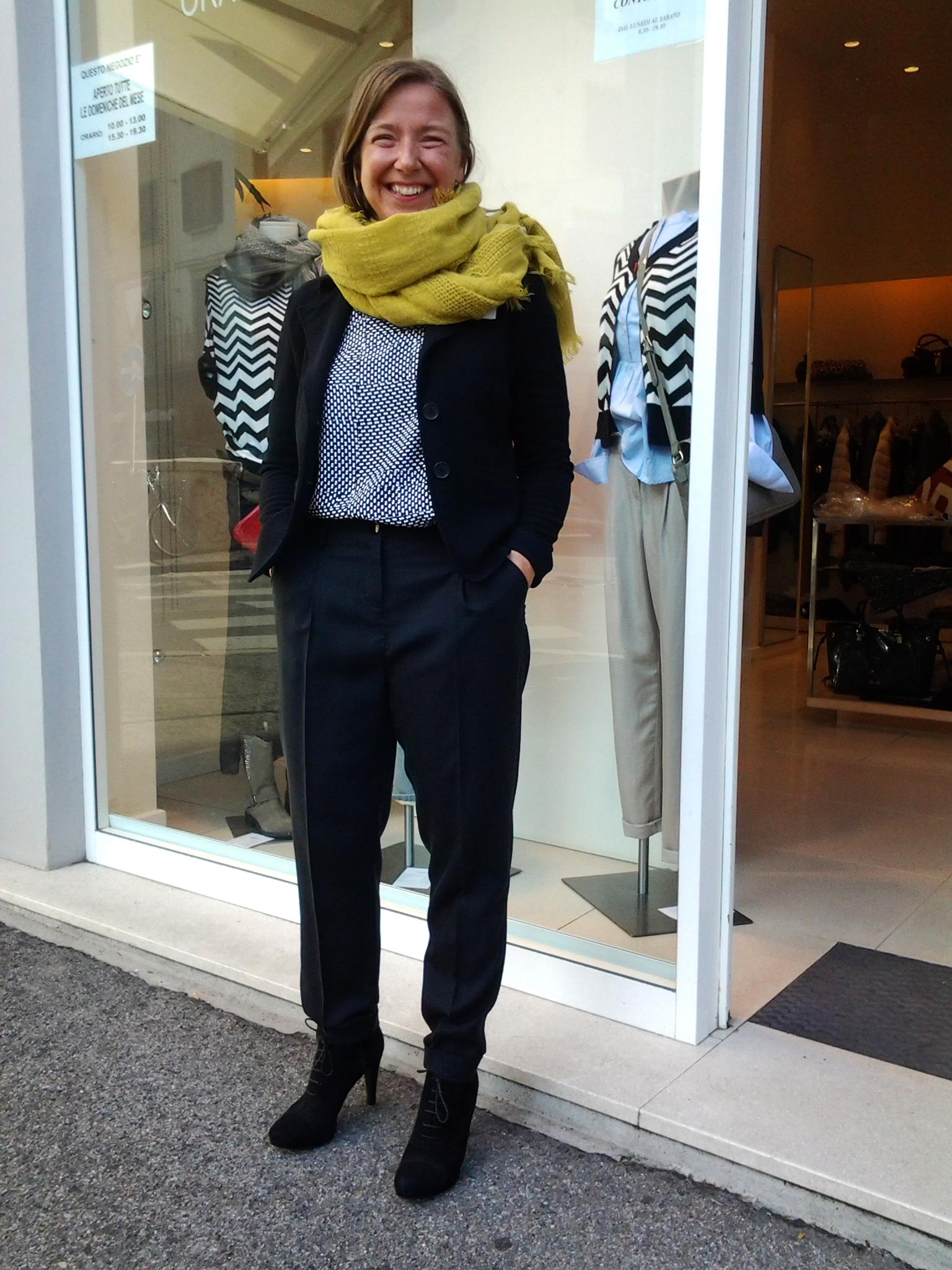 Outfit Grazia Firenze Pennyblack