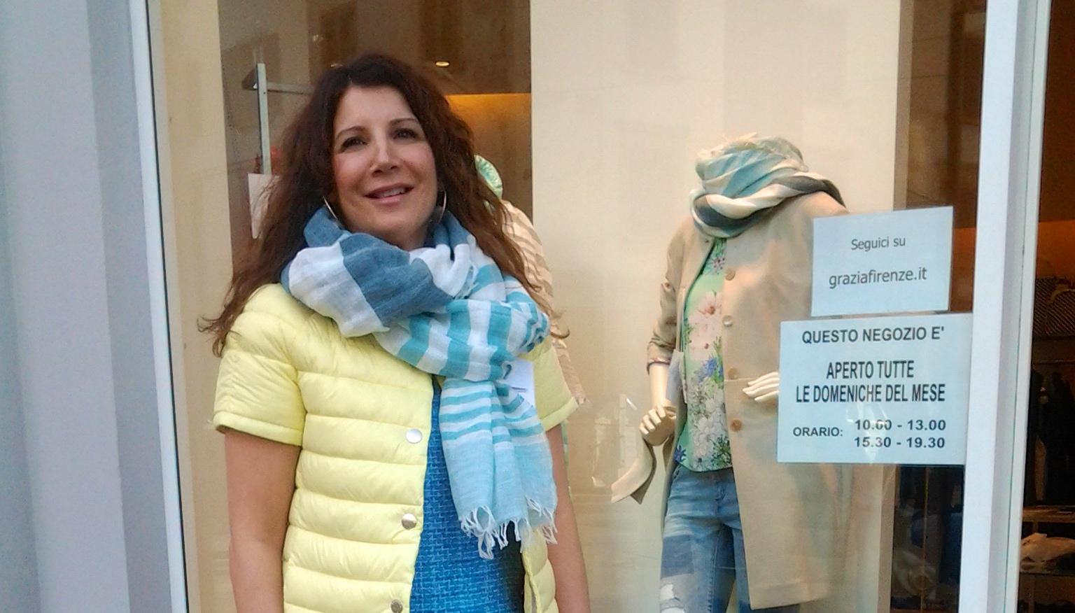 Amélie Firenze Empoli Abbigliamento donna Boutique Grazia