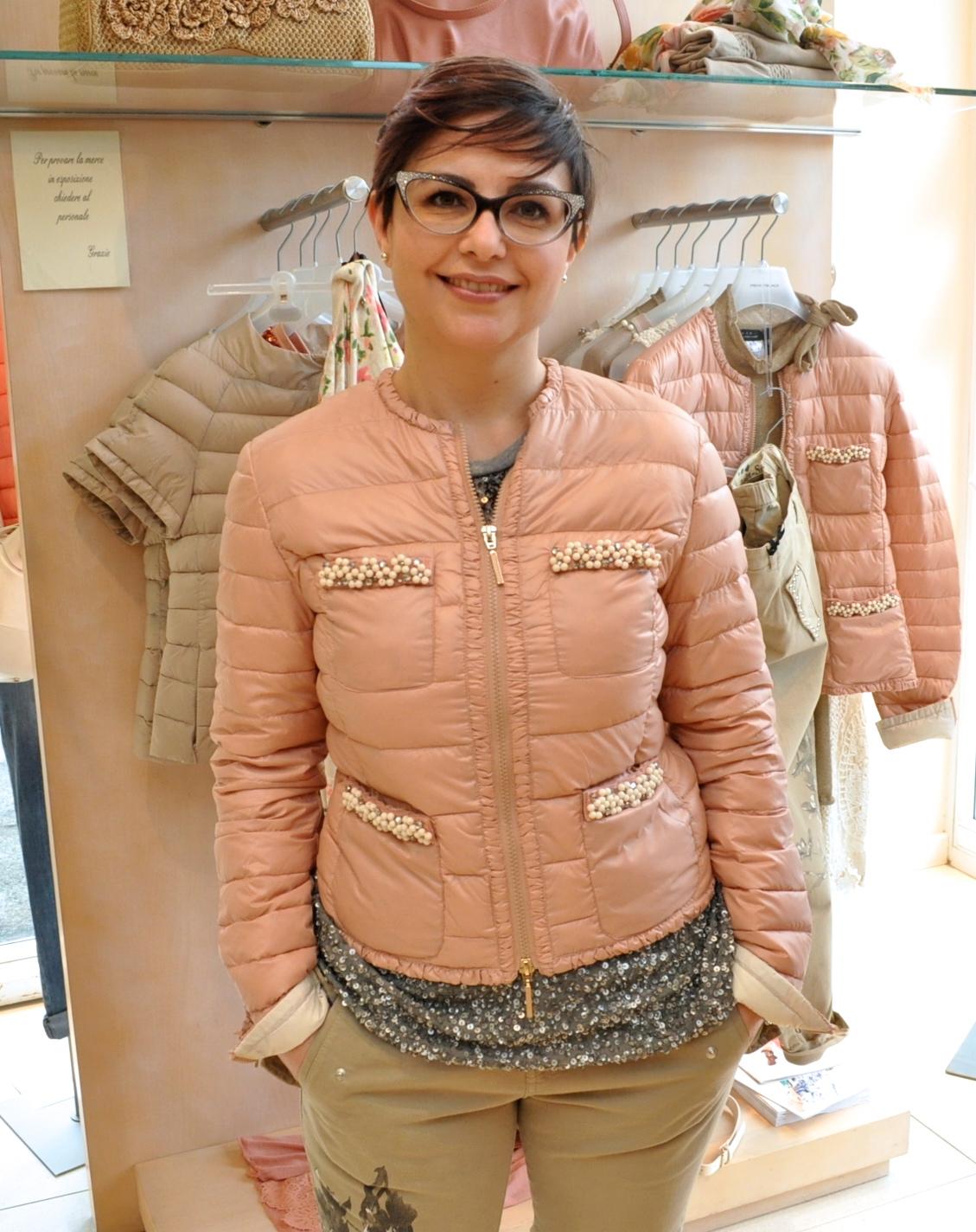 online retailer 1cf27 62ead Twin-Set e il suo mondo tutto rosa! - Firenze Empoli ...