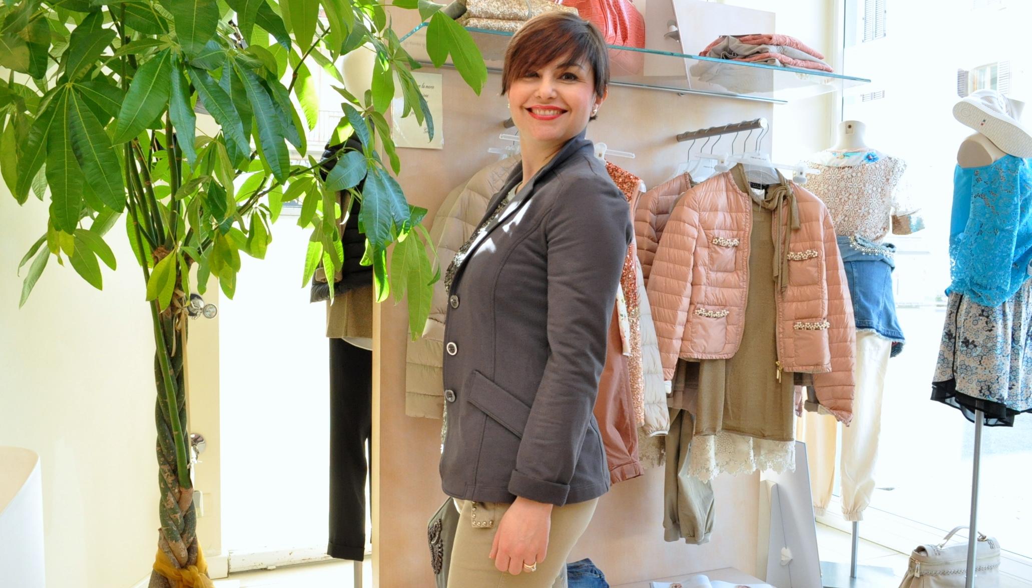 low priced 1fdee 98def Giacca donna Firenze Empoli Abbigliamento donna - Boutique ...
