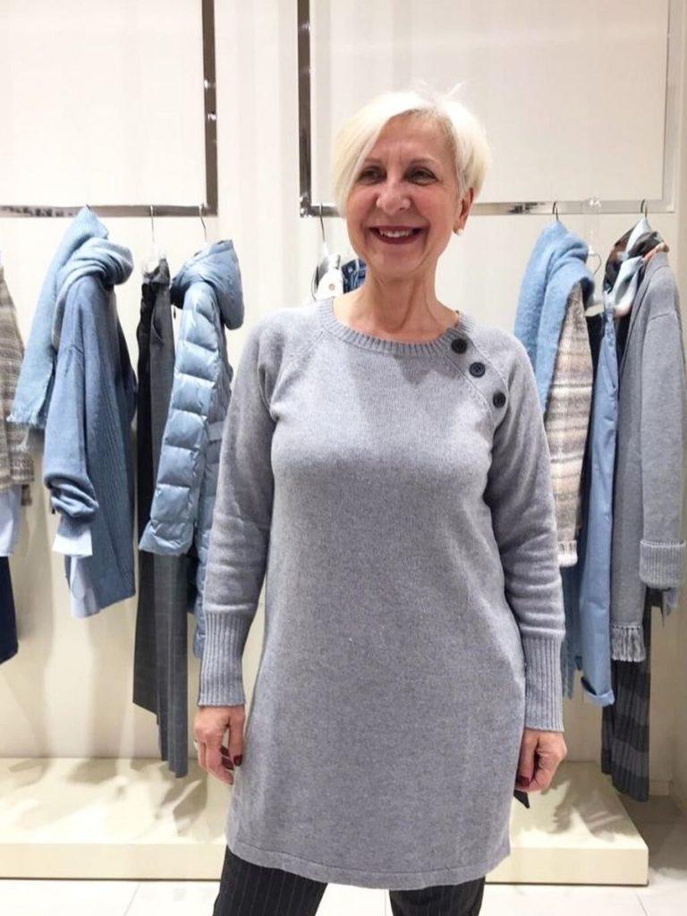 vestire in grigio